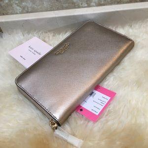 Kate Spade Spencer Continental Wallet